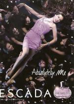 "Olivia Wilde Escada Fragrance ""Absolutely Me"""