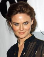 01/14/2009 - Emily Deschanel - 2009 FOX Winter All-Star Party