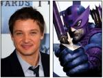 Jeremy Renner Close to Playing Hawkeye in The Avengers.