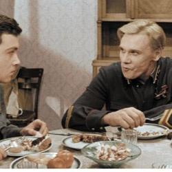 Советский фильм офицеры будет