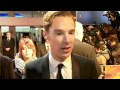Benedict Cumberbatch on War Horse