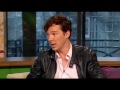 Benedict Cumberbatch - Something for the Weekend Part 1