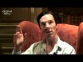 Benedict Cumberbatch talks 'Sherlock'