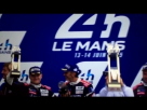 Patrick Dempsey and Team Dempsey Proton Racing podium complete podium finish edit
