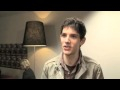 Colin Morgan -about beanie hats and being recognised in NY [interview]