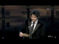 Colin Morgan | IFTA2012 - presenter 'Best Actress Lead (TV)' [2012-02-11]