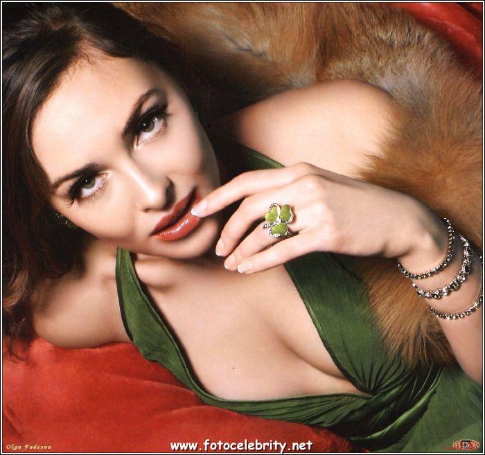 фото ольги фадеевой голой