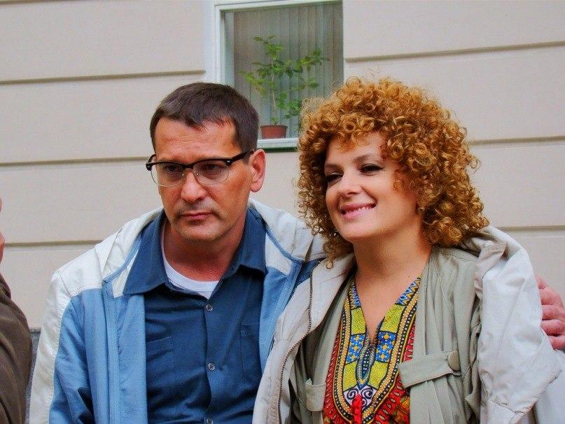 актер бойко с семьей фото