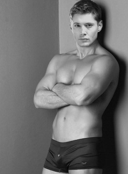 дженсен эклз голый фото