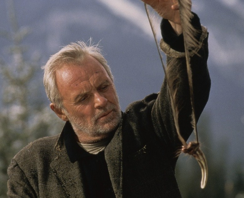 the life and work of the actor antony hopkins in the movie the edge With anthony hopkins  some parts of this page won't work property title: the edge (1997) 69 /10 want to share imdb's.
